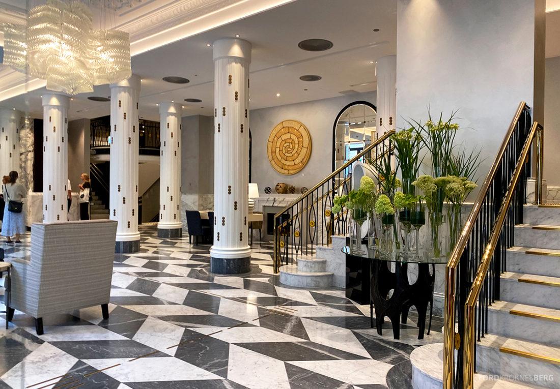 Britannia Hotel Trondheim lobby