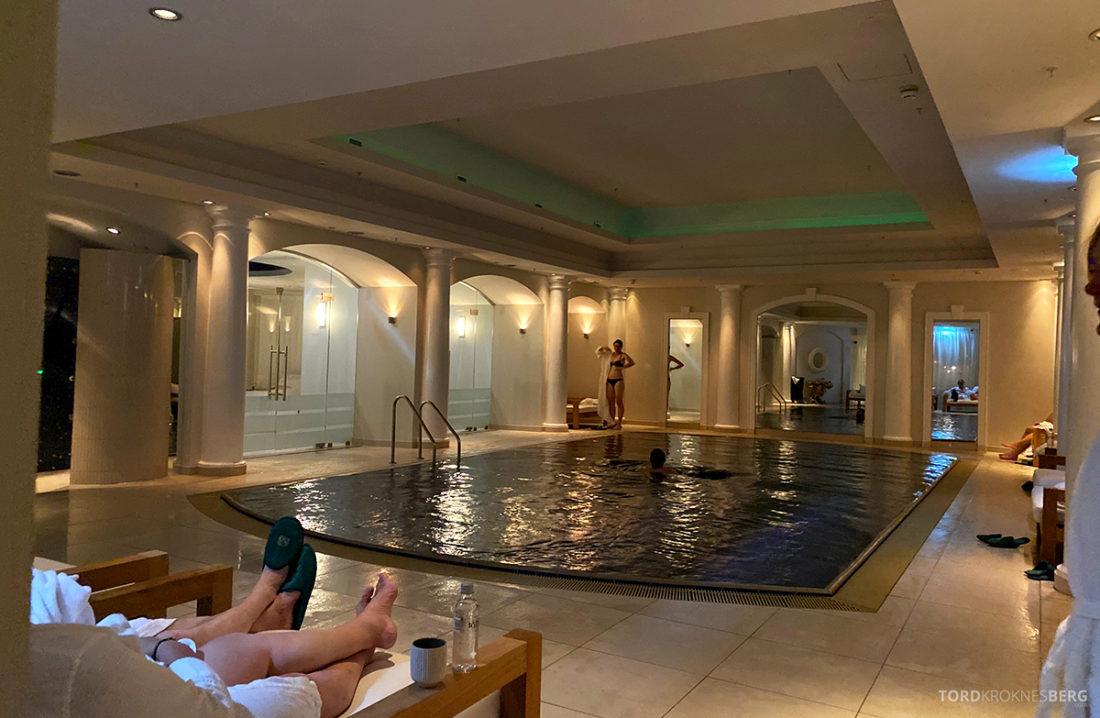 Britannia Hotel Trondheim spa basseng