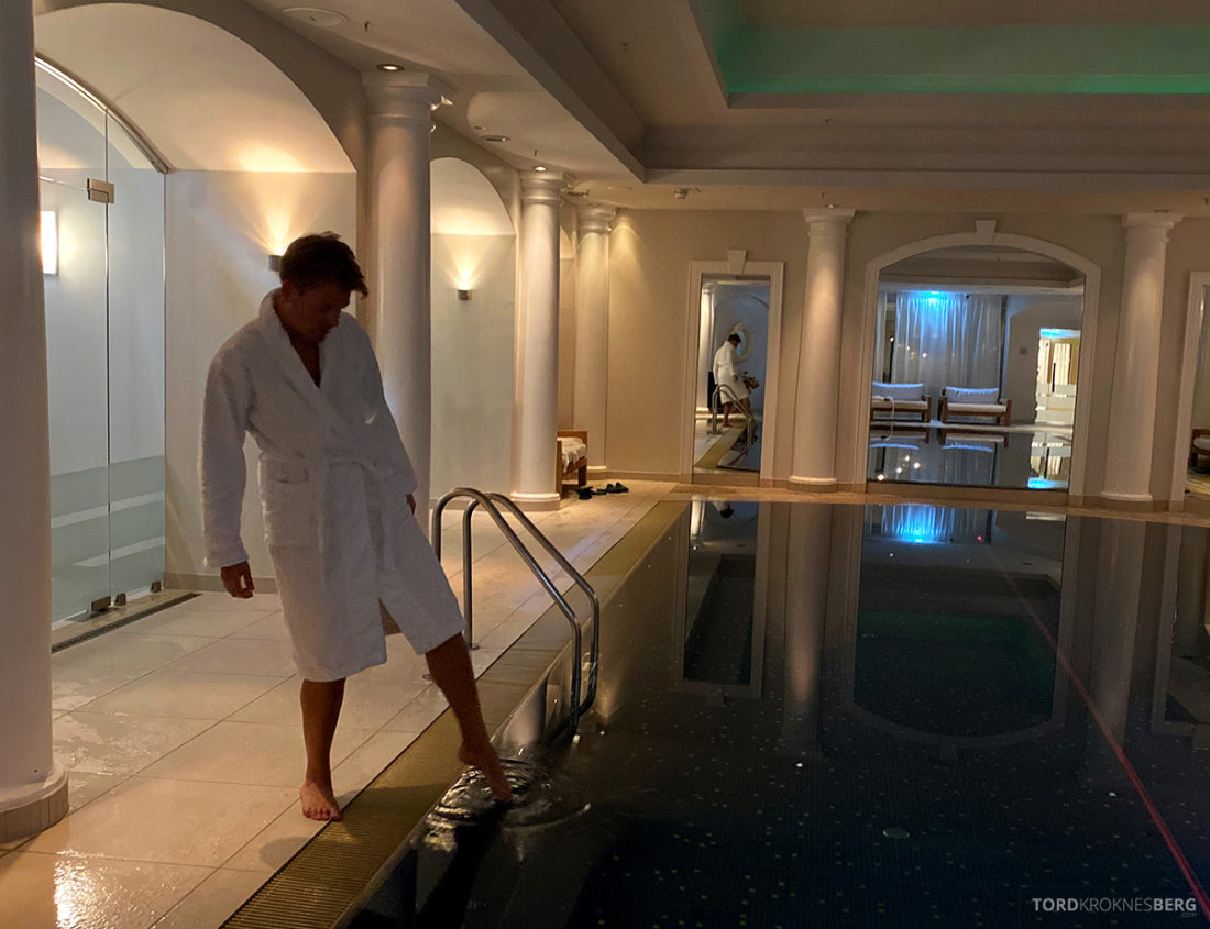 Britannia Hotel Trondheim spa Tord Kroknes Berg