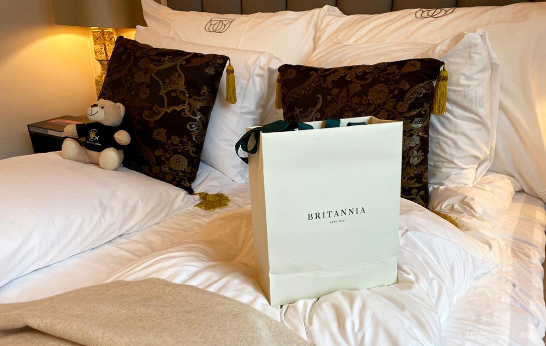 Britannia Hotel Trondheim gave