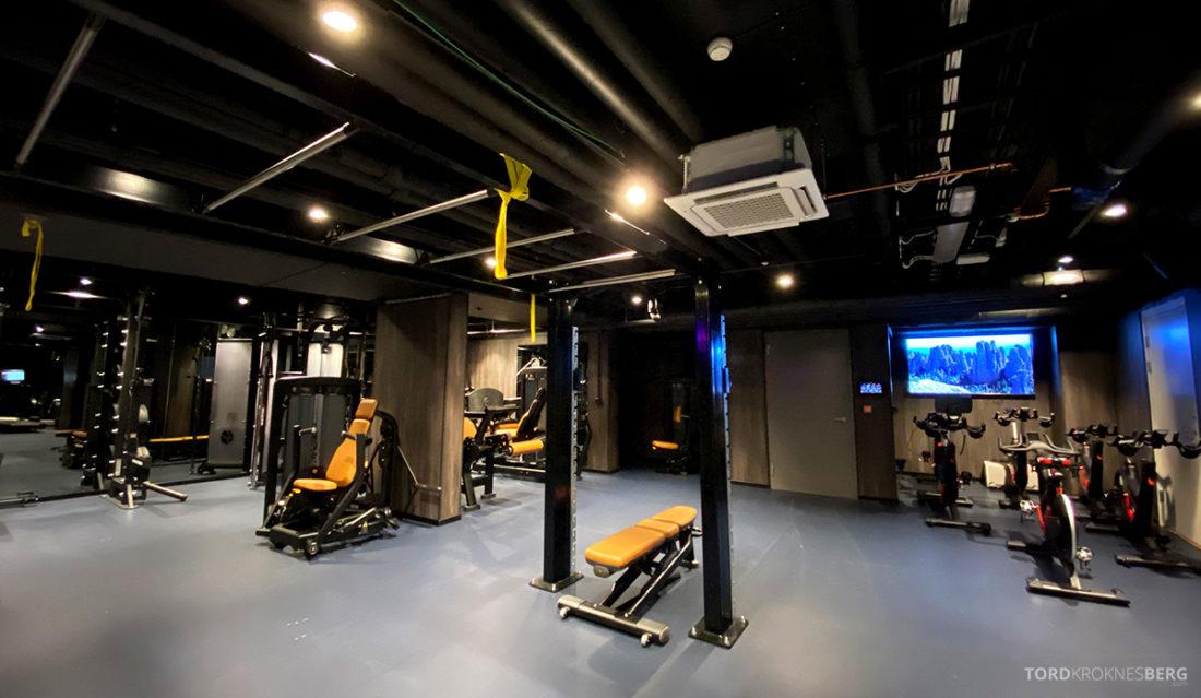 Britannia Hotel Trondheim fitness