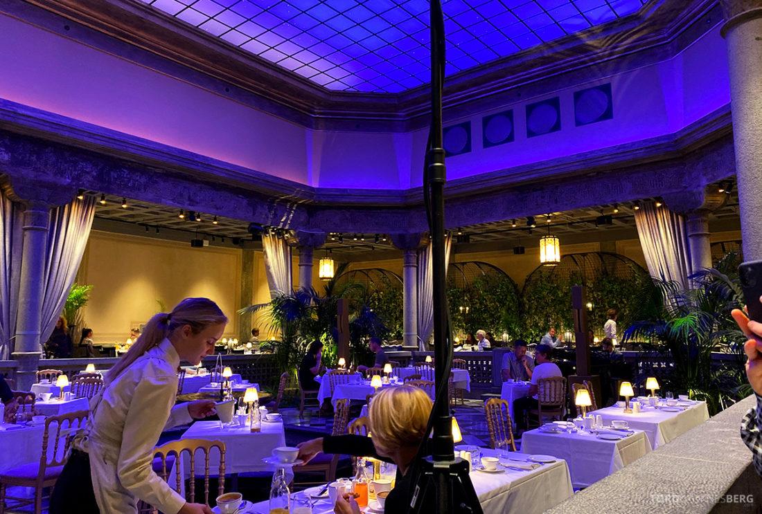 Britannia Hotel Trondheim frokostsal