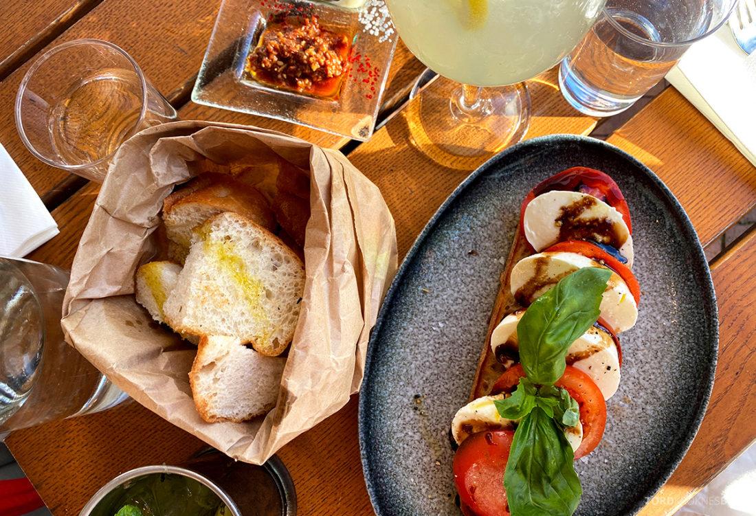 Eataly Restaurant Aker Brygge Oslo forretter