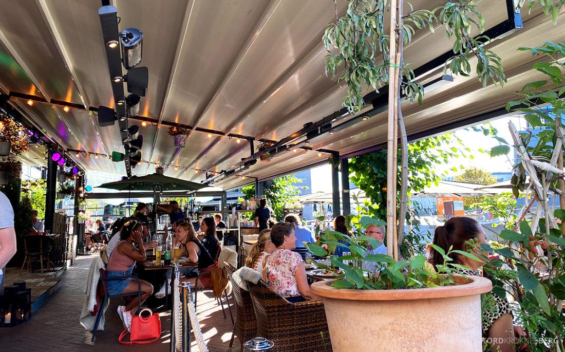 Eataly Restaurant Aker Brygge Oslo uteservering