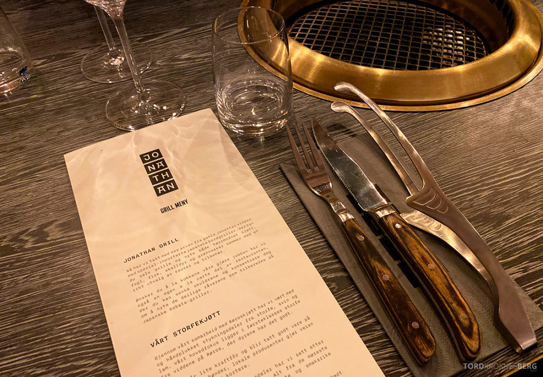 Jonathan Grill Restaurant Trondheim velkommen