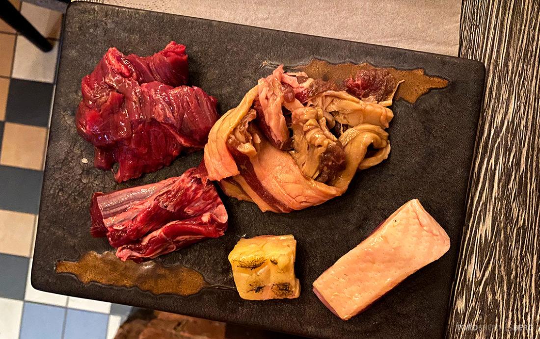 Jonathan Grill Restaurant Trondheim dagens kjøtt