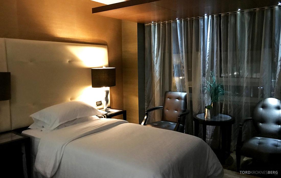 Sheraton Lisboa Hotel seng