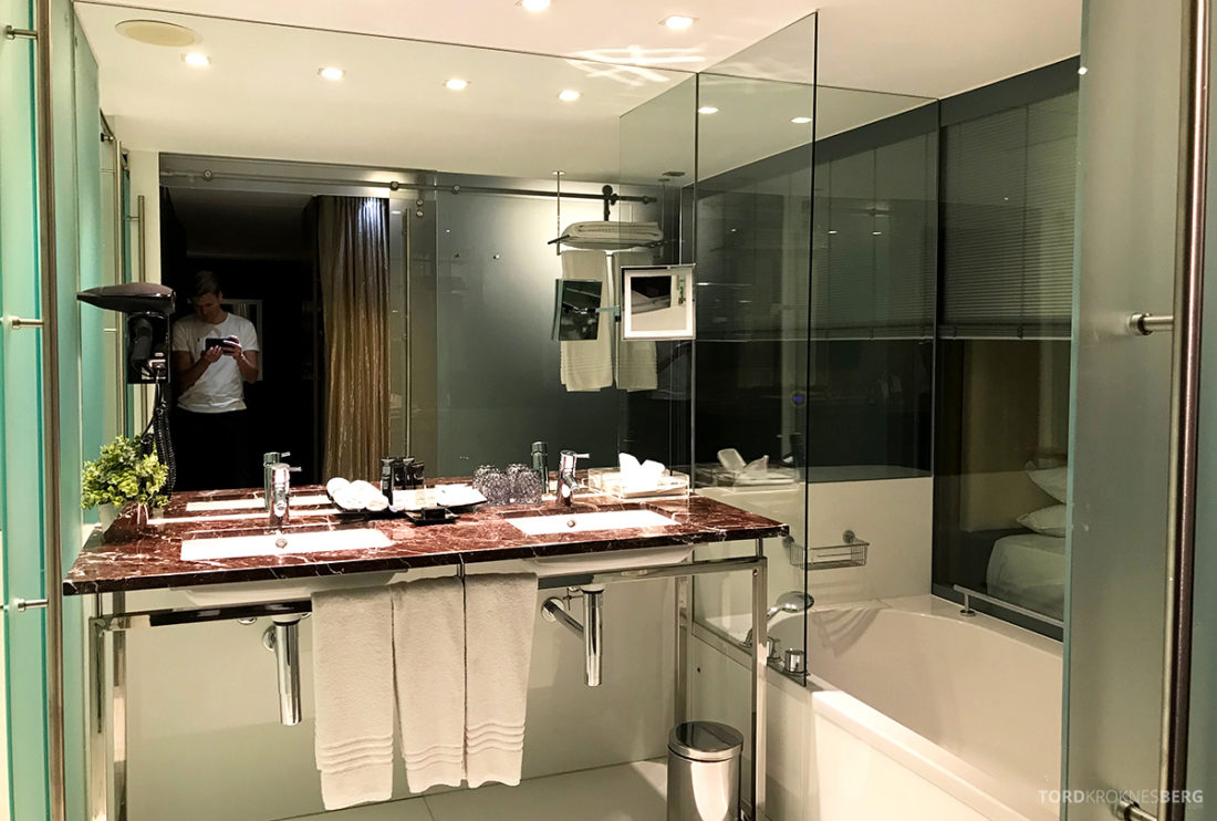 Sheraton Lisboa Hotel bad