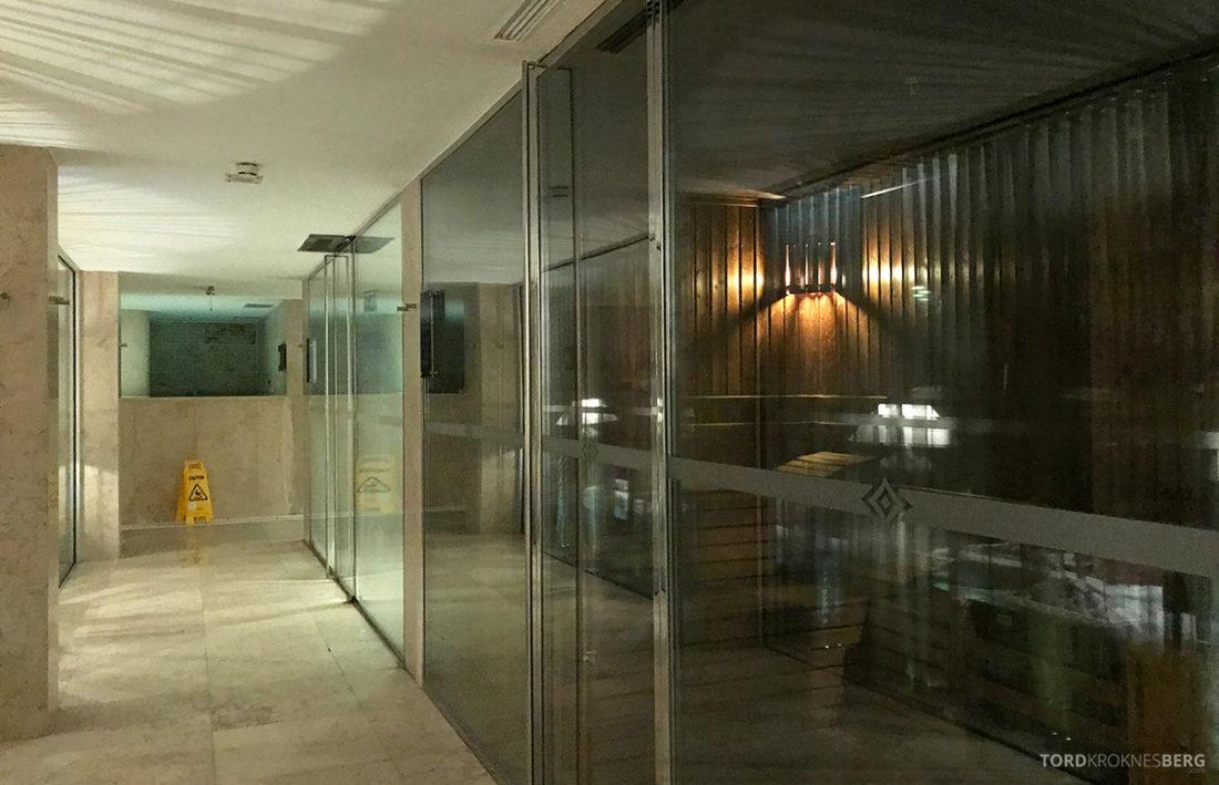 Sheraton Lisboa Hotel badstue