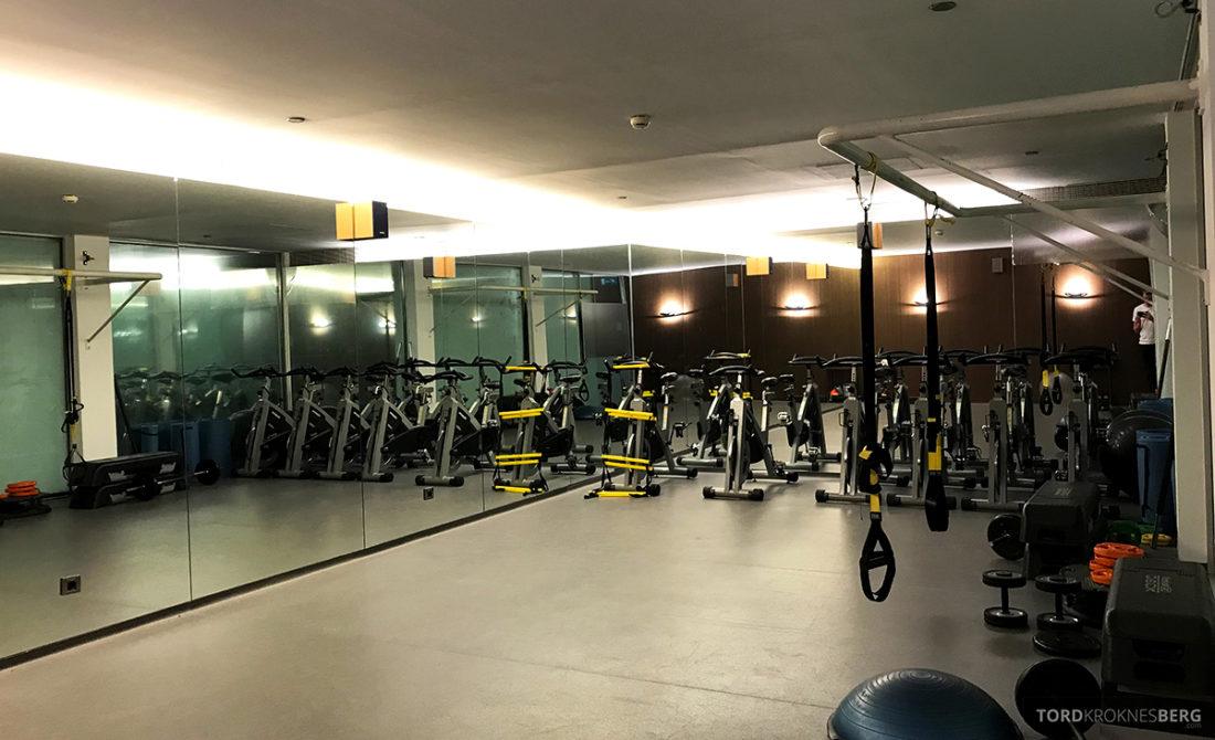 Sheraton Lisboa Hotel gym sykler