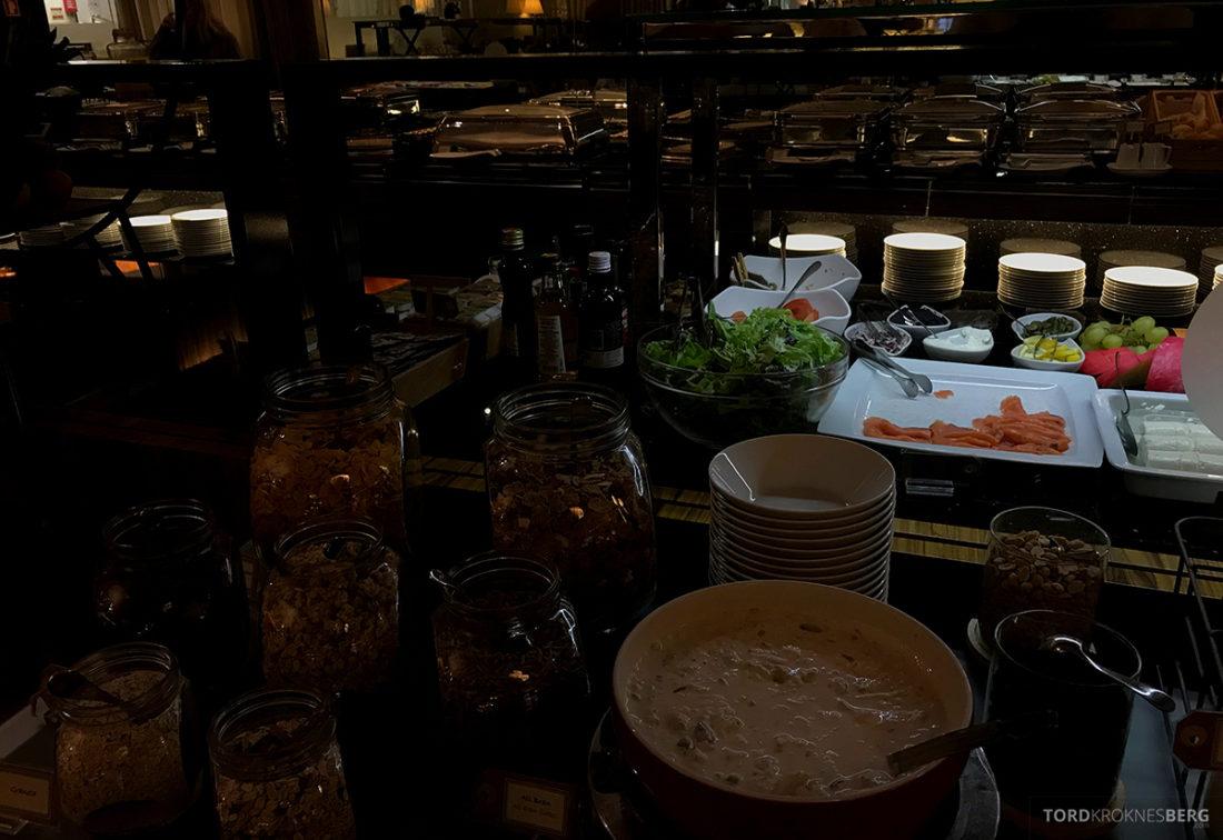 Sheraton Lisboa Hotel frokost laks