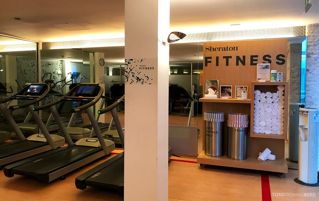 Sheraton Lisboa Hotel fitness