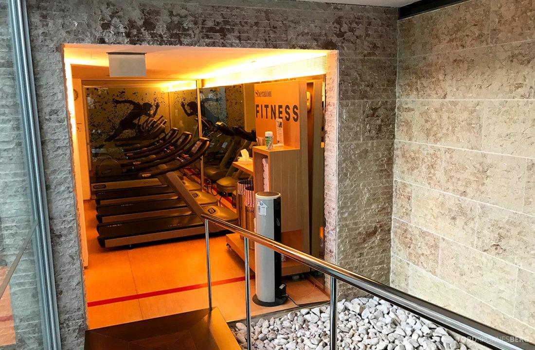 Sheraton Lisboa Hotel trim