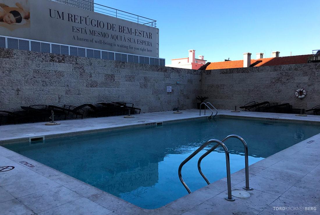Sheraton Lisboa Hotel utendørs basseng