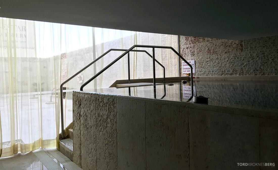 Sheraton Lisboa Hotel innendørs basseng