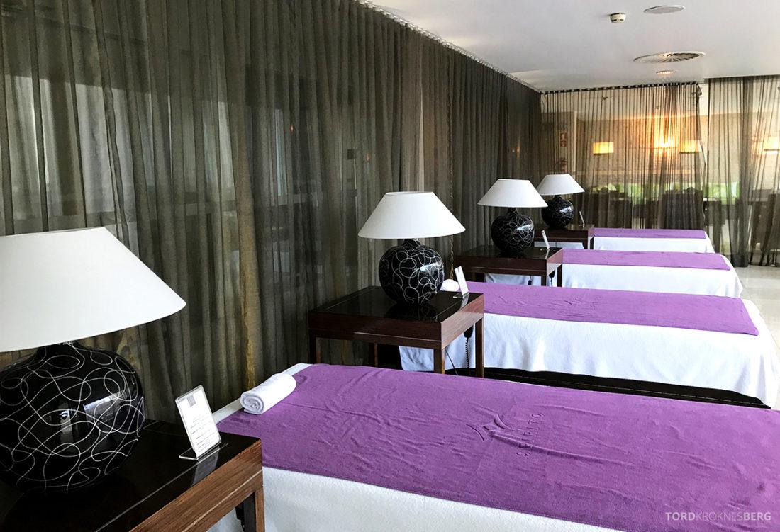 Sheraton Lisboa Hotel spa