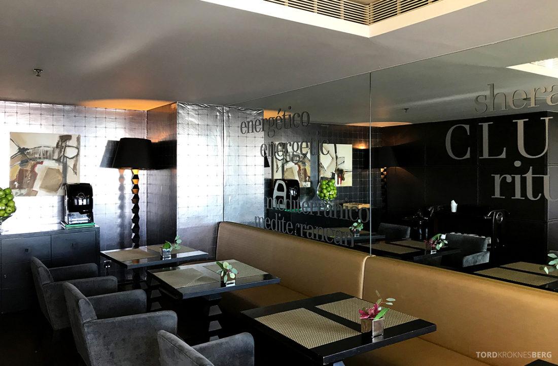 Sheraton Lisboa Hotel Club Lounge lokale