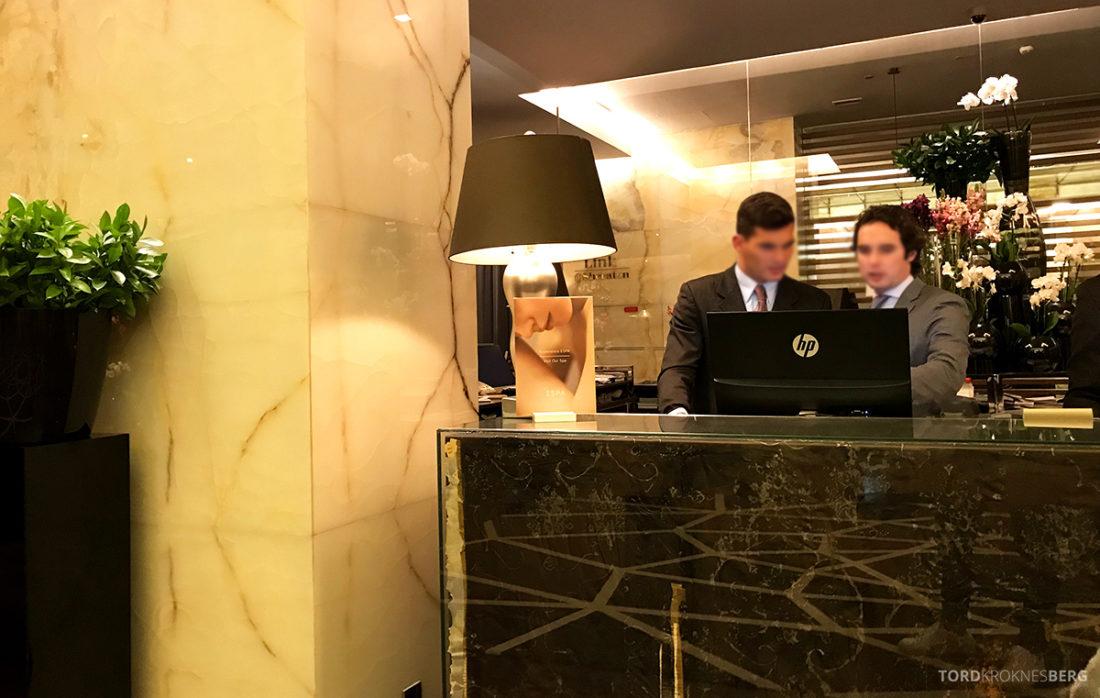 Sheraton Lisboa Hotel utsjekk