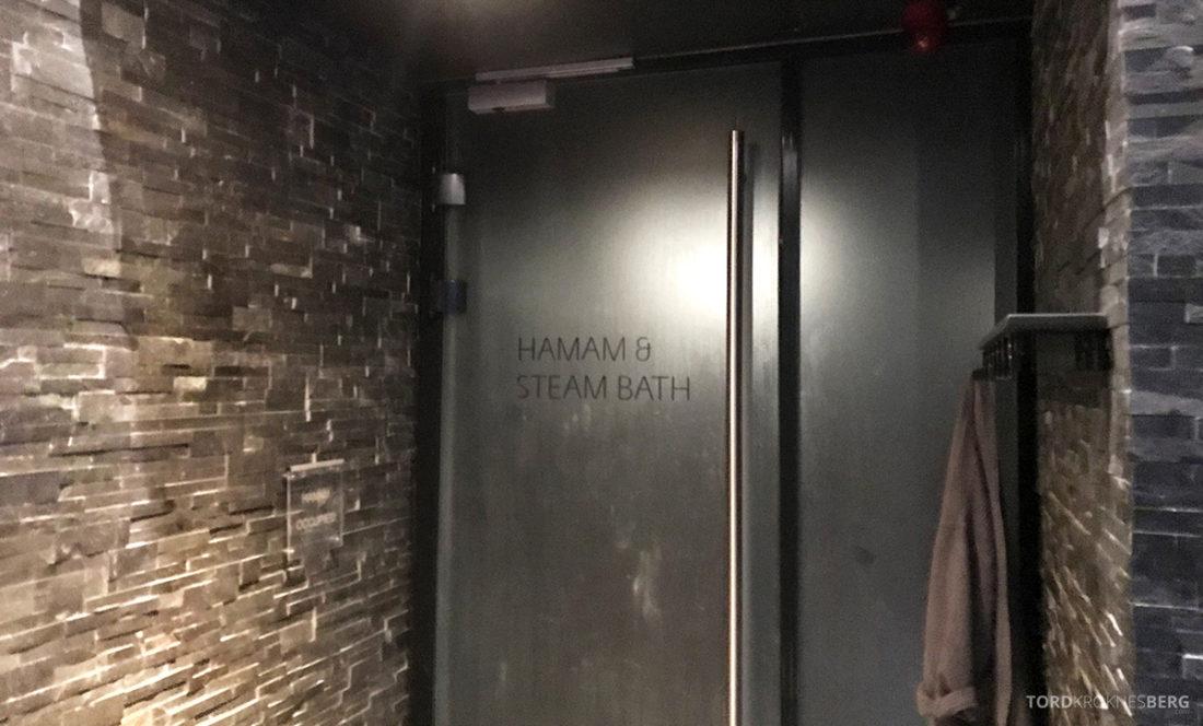 The Thief Spa Gym Oslo hamam