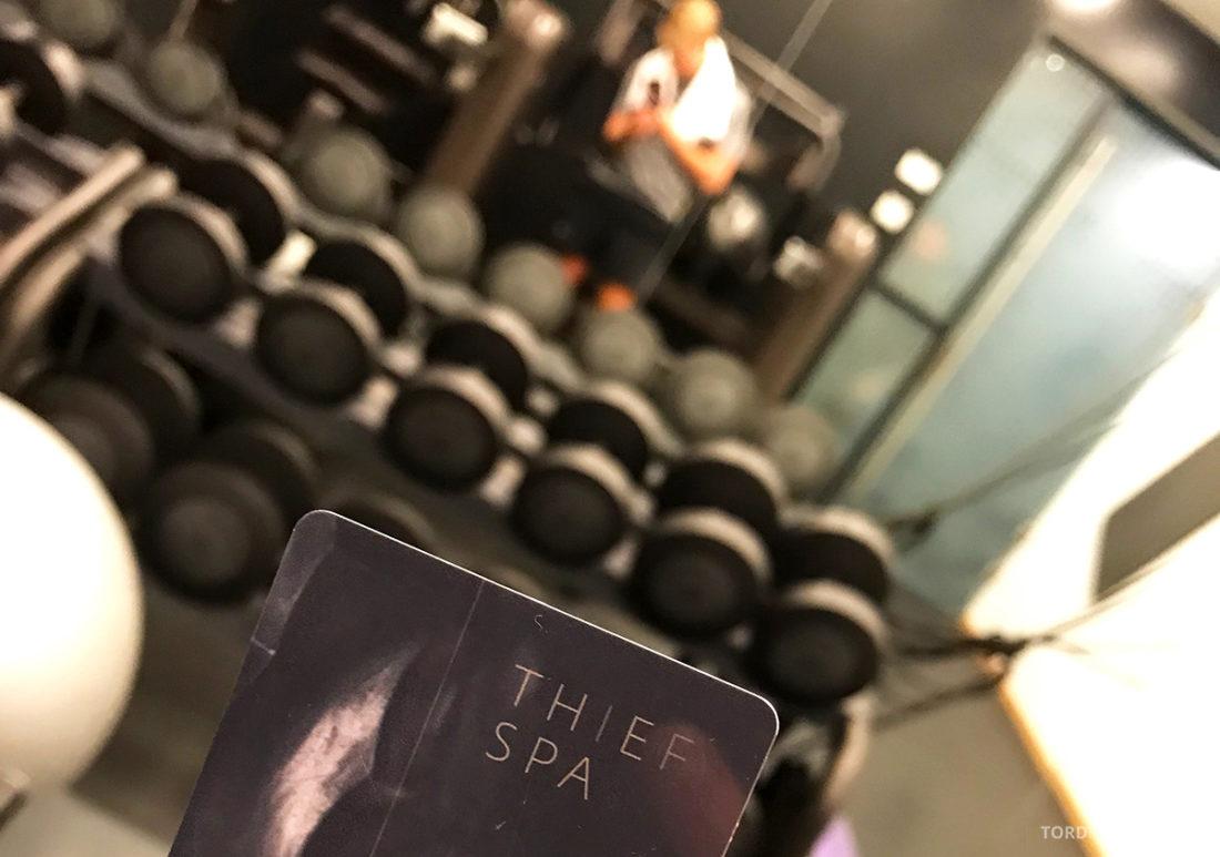 The Thief Spa Gym Oslo adgangskort