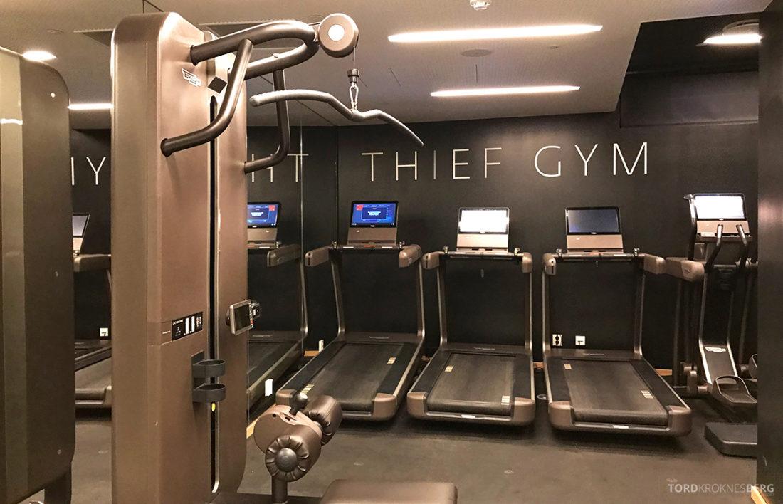 The Thief Spa Gym Oslo tremølle