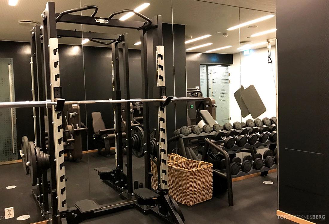 The Thief Spa Gym Oslo knebøy