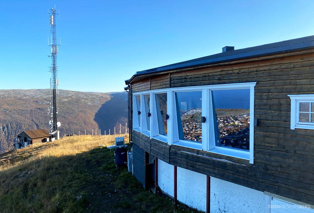 Fjellheisen Tur Tromsø restaurant