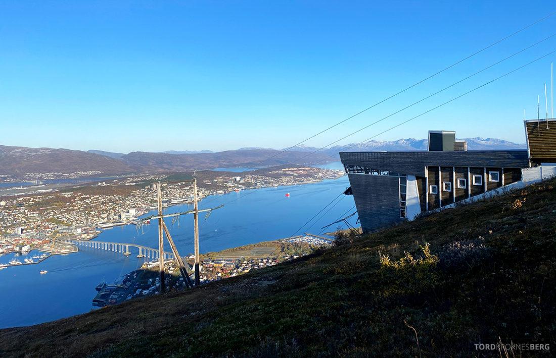 Fjellheisen Tur Tromsø fjellheisen avstand