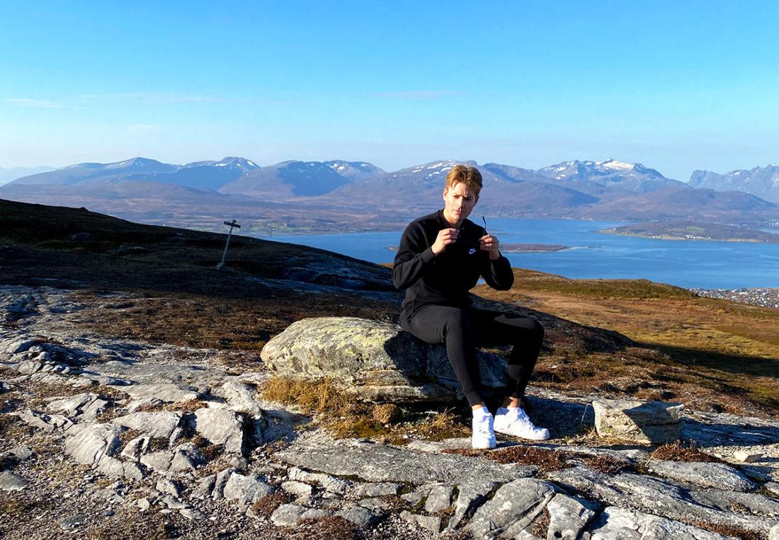 Fjellheisen Tur Tromsø Tord Kroknes Berg utsikt