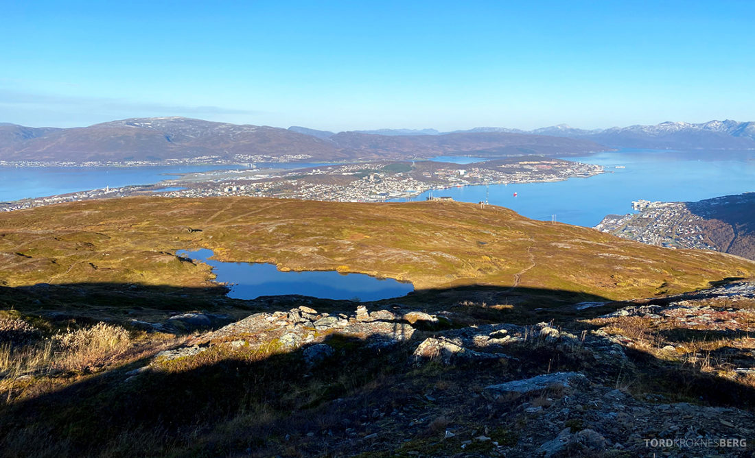 Fjellheisen Tur Tromsø høyde