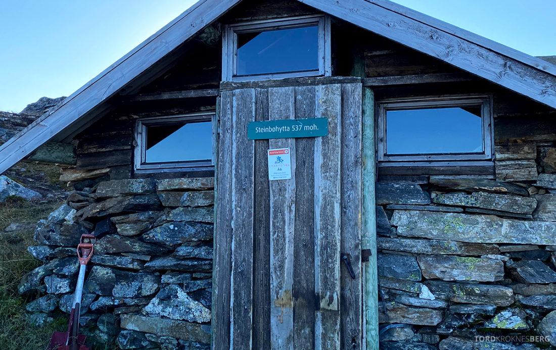 Fjellheisen Tur Tromsø Steinbøhytten