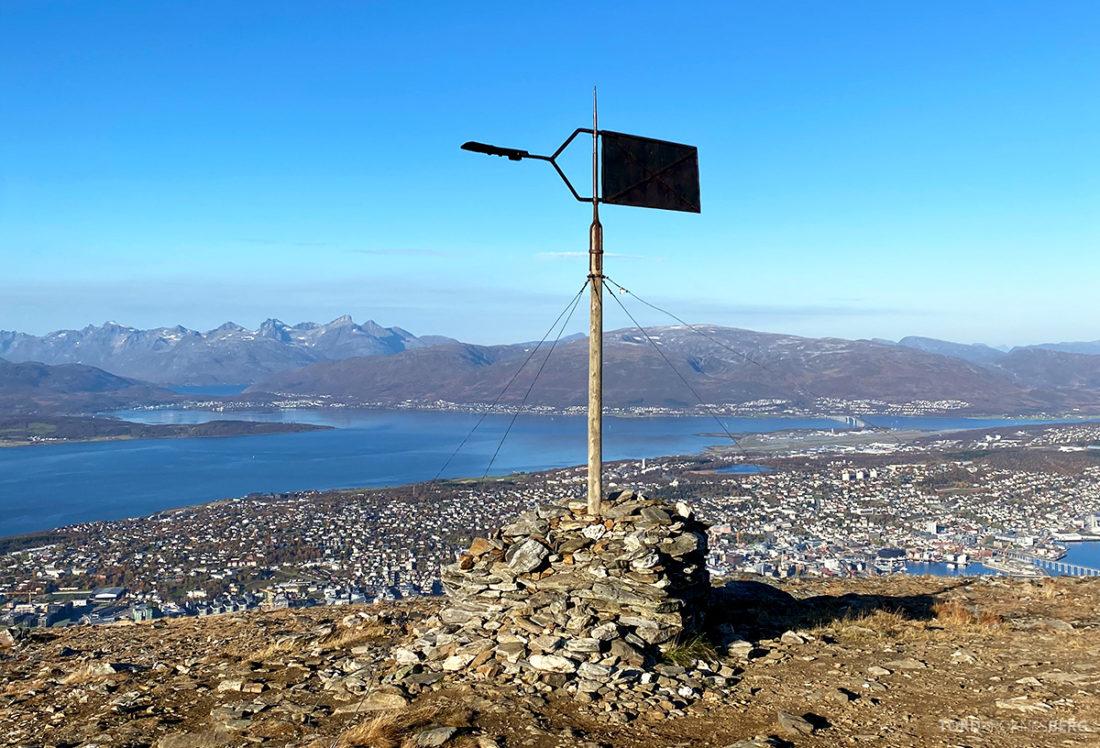 Fjellheisen Tur Tromsø topp