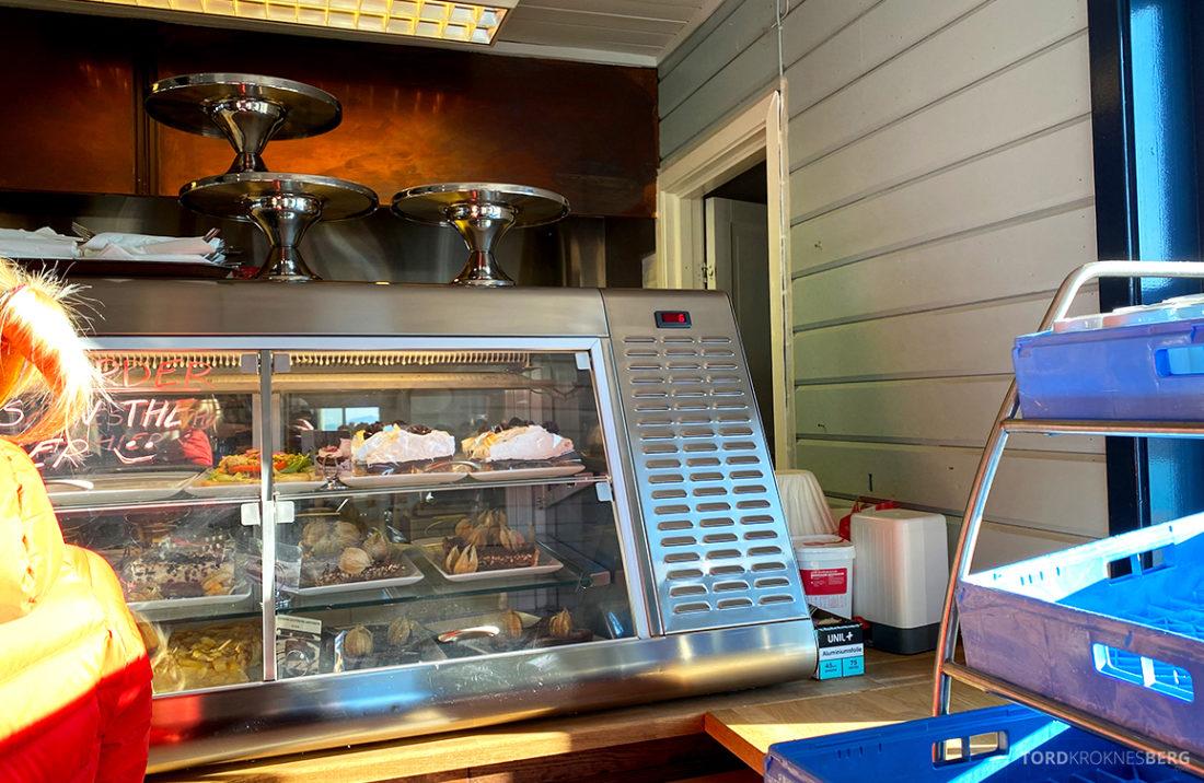Fjellheisen Tur Tromsø café