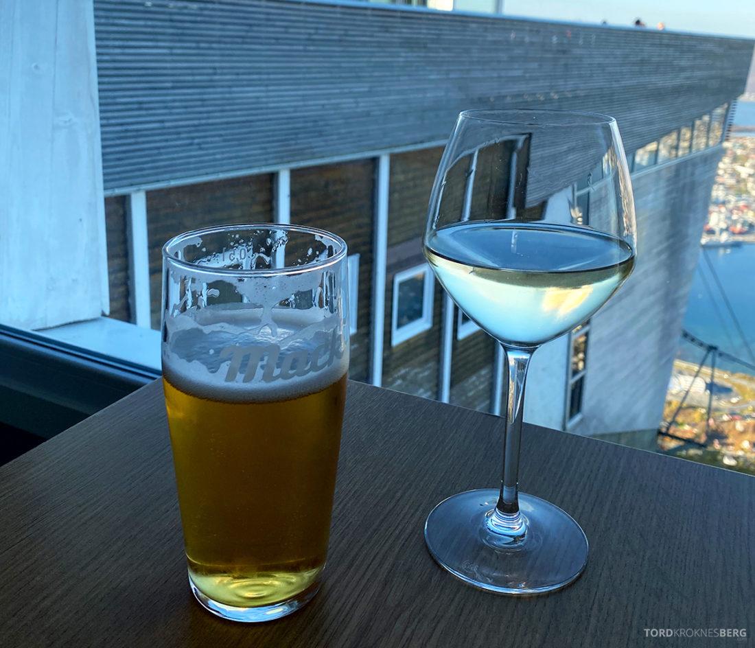 Fjellheisen Tur Tromsø alkohol
