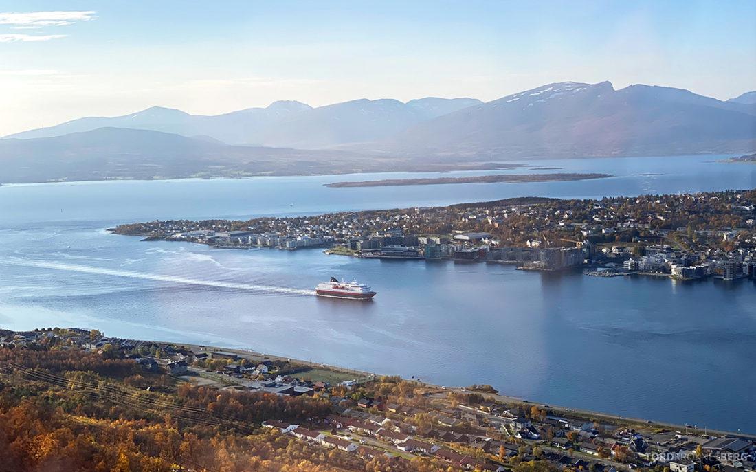 Fjellheisen Tur Tromsø Hurtigruten