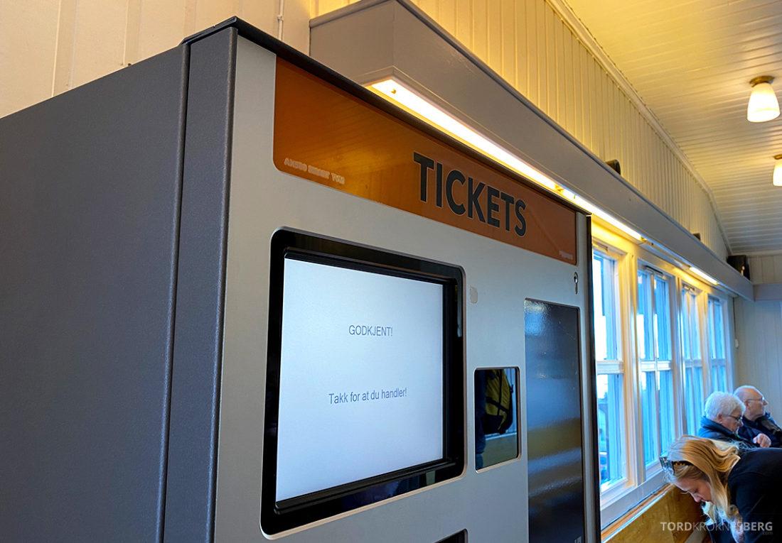 Fjellheisen Tur Tromsø billett