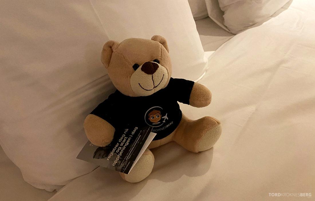 Radisson Blu Tromsø Hotel reisefølget seng