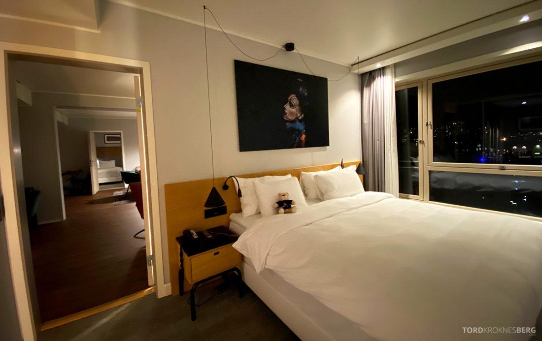 Radisson Blu Tromsø Hotel seng