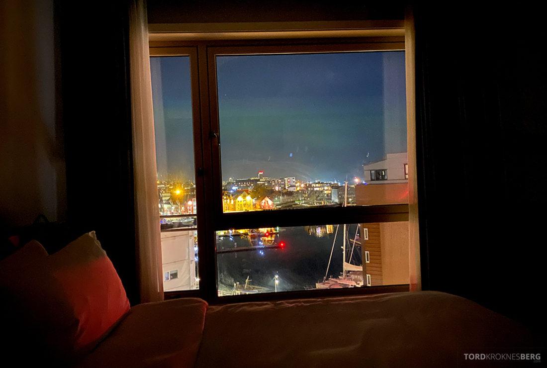Radisson Blu Tromsø Hotel seng natt