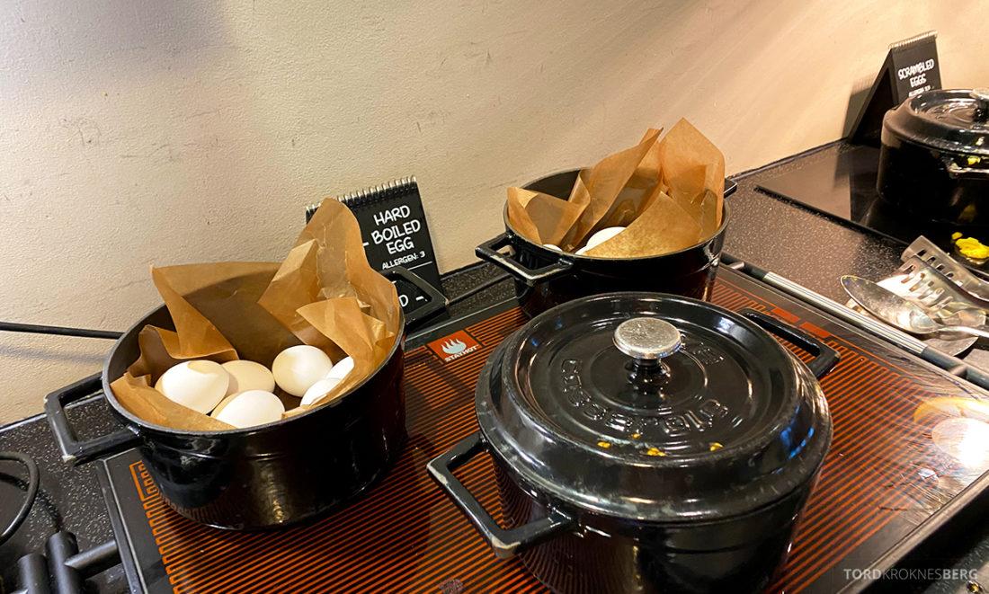 Radisson Blu Tromsø Hotel egg