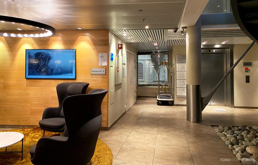 Radisson Blu Tromsø Hotel lobby