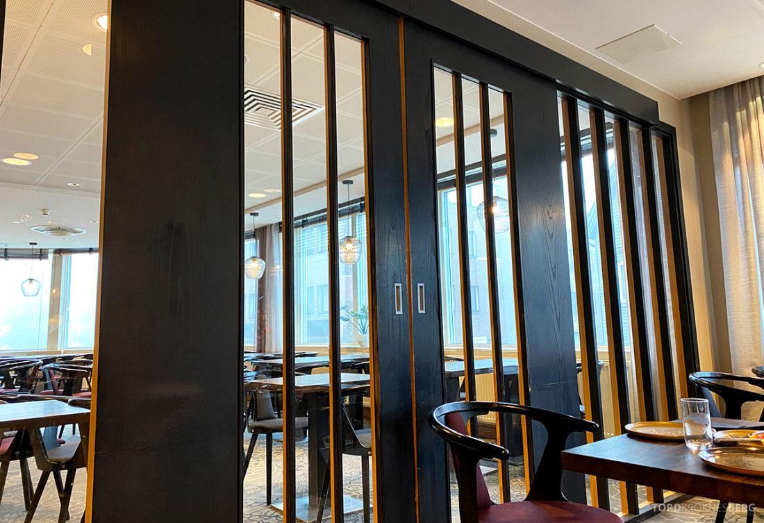 Radisson Blu Tromsø Hotel frokostsal
