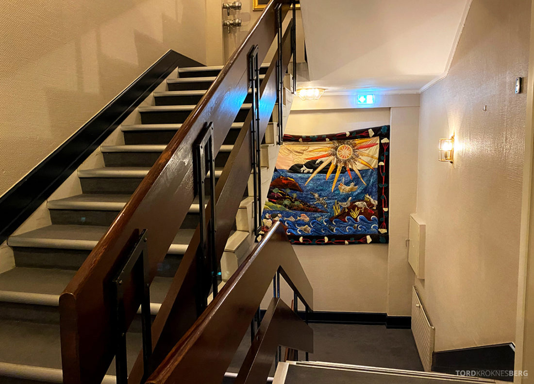 Radisson Blu Tromsø Hotel trapp