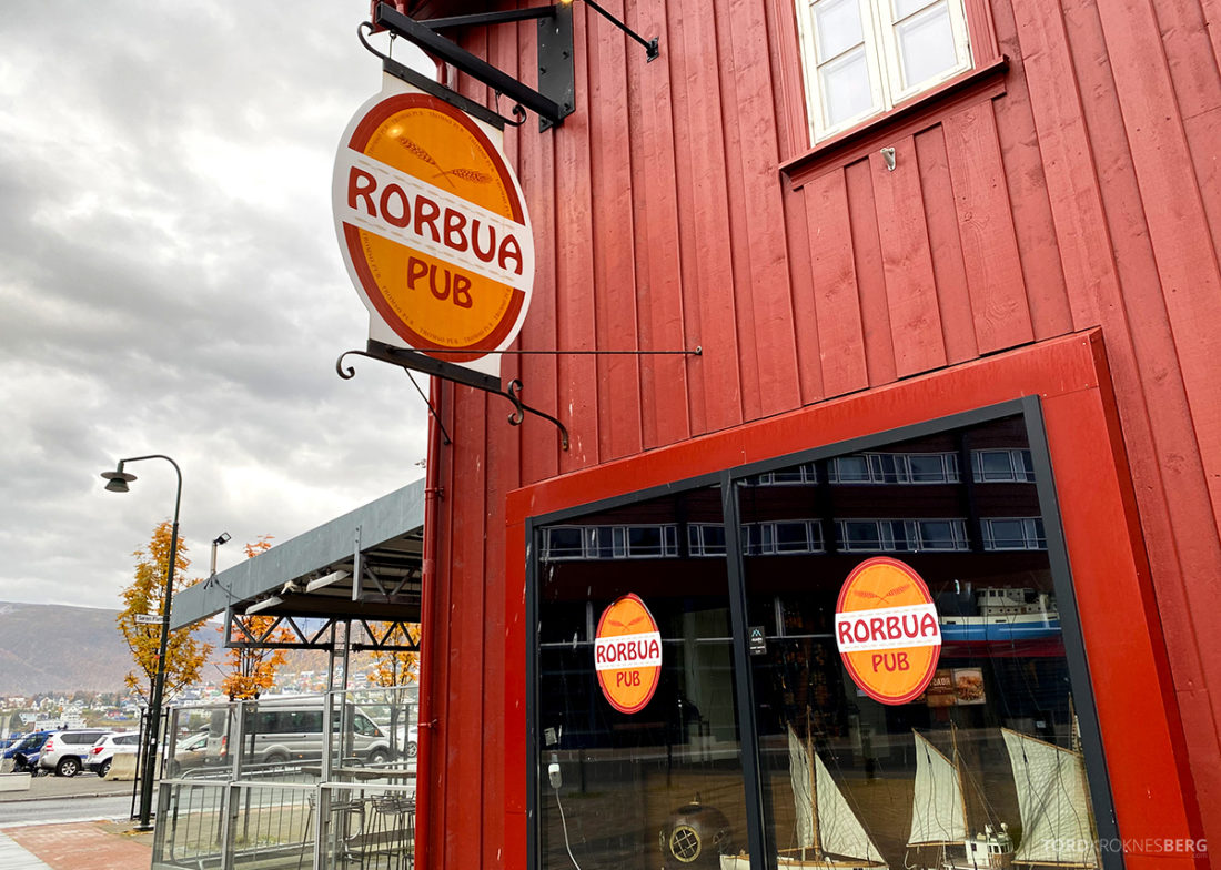 Radisson Blu Tromsø Hotel Rorbua