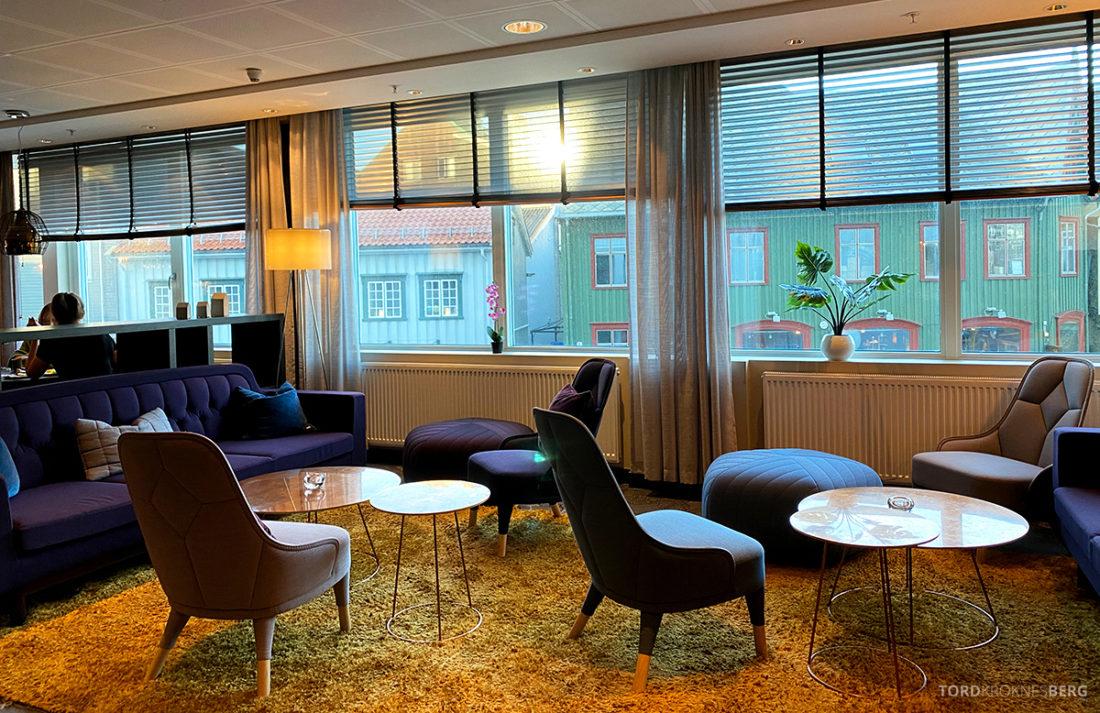Radisson Blu Tromsø Hotel frokostlounge