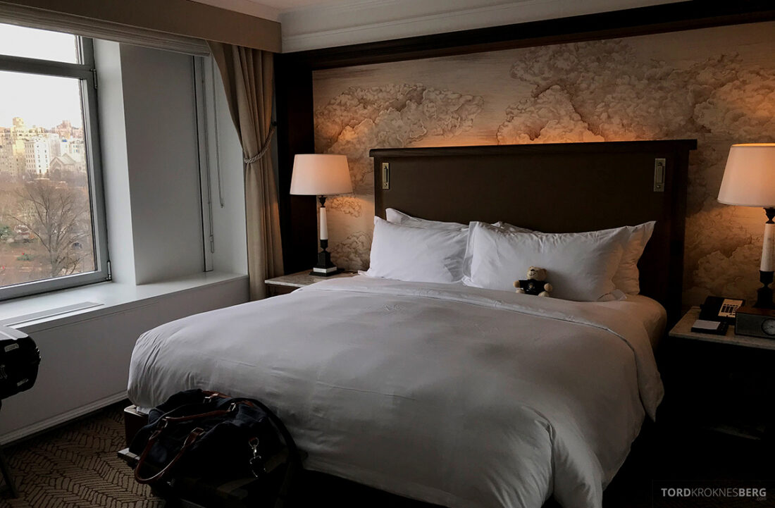 Ritz-Carlton Hotel New York Central Park seng