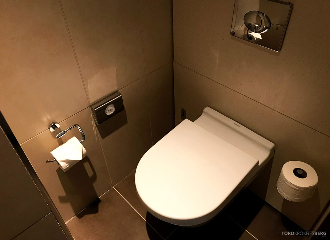 Sheraton Grand Hotel & Spa Edinburgh toalett