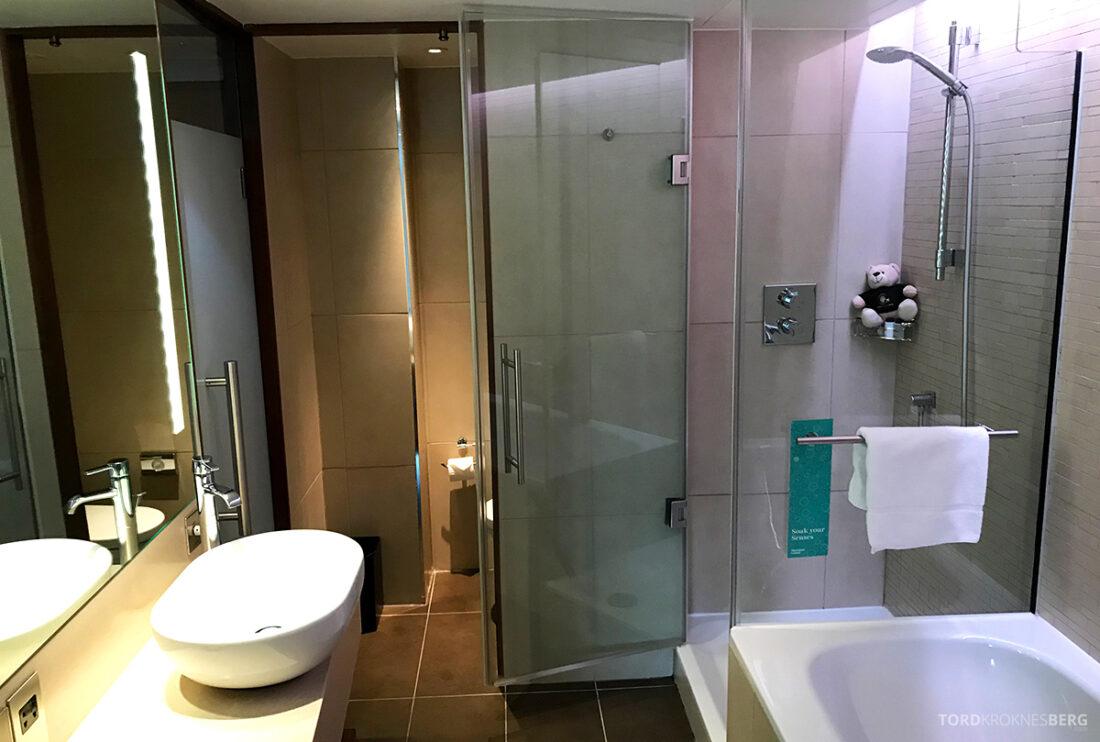 Sheraton Grand Hotel & Spa Edinburgh bad