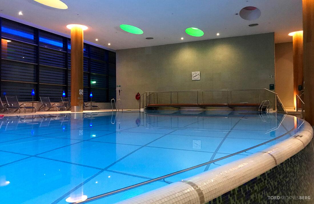 Sheraton Grand Hotel & Spa Edinburgh basseng