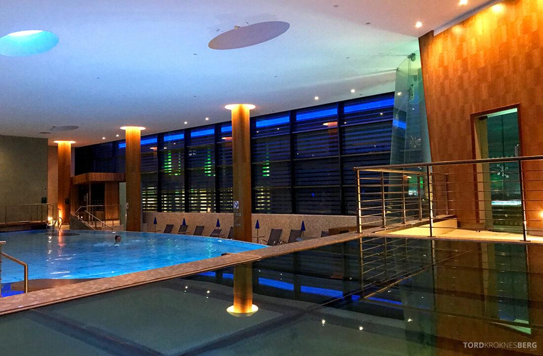 Sheraton Grand Hotel & Spa Edinburgh spa basseng